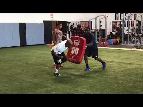 RB Running Back Training