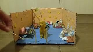 Moa Amarela: De Volta a Escola Infantil ( 1 )