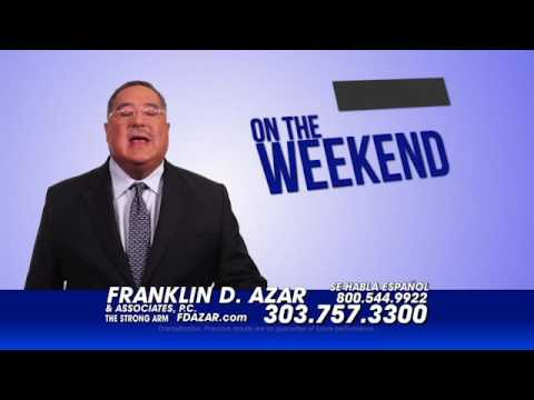 And discuss your legal rights. Denver Car Accident Lawyer - Saturday Or Sunday - YouTube