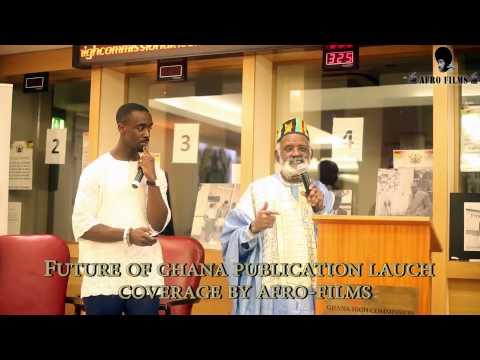 Future of Ghana Publication Launch