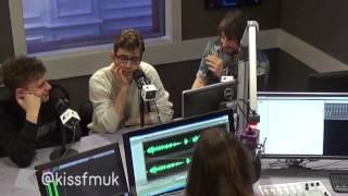 Years & Years talk 'King' & The BRITs   KISS FM (UK)