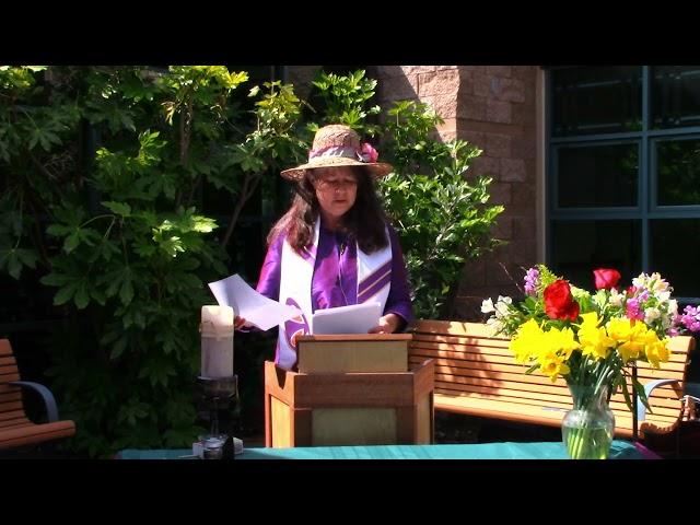MDUUC Sunday Service 4/4/2021 - Reflection - Rev Leslie Takahashi