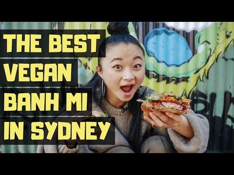 Finding The Best Vegan Banh Mi In Sydney!