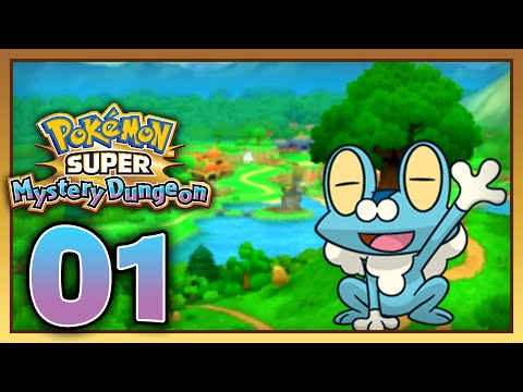 Let's Play Pokemon: Super Mystery Dungeon - Part 1 - Chapter