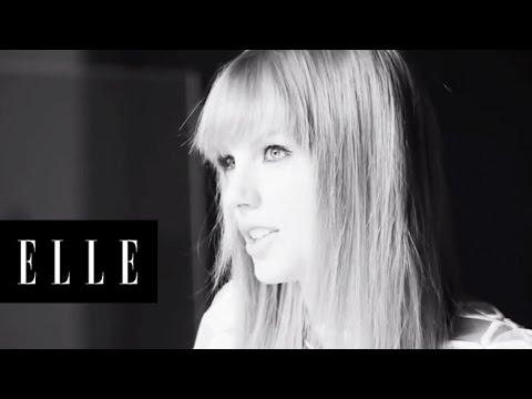 Taylor Swift - Behind the Scenes Covershoot - ELLE