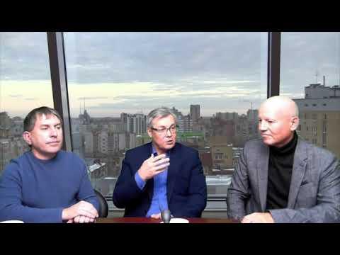 В эфире: Александр Новопашин и Сергей Русанов