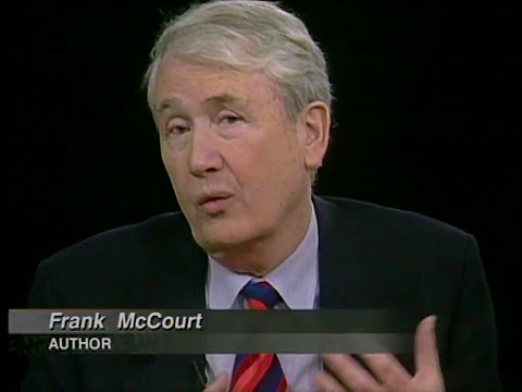 Frank Mccourt and Malachy Mccourt interview (1999)