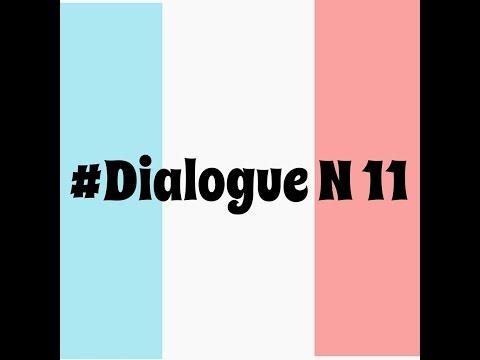 Dialogue N 11   Un Couple Dans Une Agence De Voyage