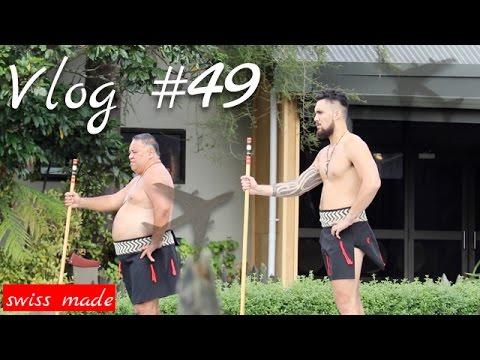 Wir sind SCHOCKIERT! Tanzende Maori - Vlog #49