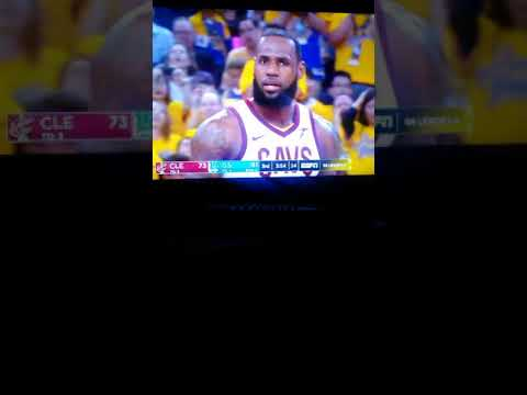 Game 2:Cleveland Cavaliers at Golden State