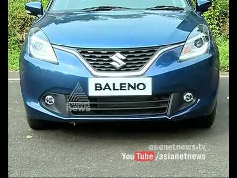Maruti Suzuki Baleno Review | Smart Drive 22 Nov 2015