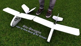 Blu Beagle Pusher Trainer Rc (extended)