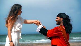 Σοφία Κωνσταντίνος ξεκαρδιστικό Pre Wedding greek cinema / comedy / action / pirates