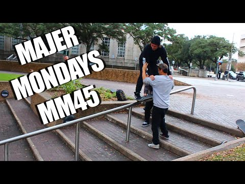 STREET SKATEBOARDING in HOUSTON TX MM45