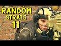 Random Strats #11 | Rainbow Six Siege