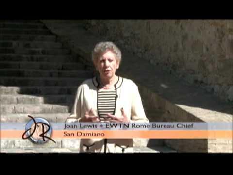 Joans Rome - San Damiano