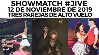 showmatch-programa-12-11-19-tres-parejas-de-alto-vuelo-bailaron-jive