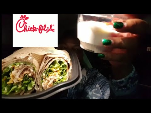 Chick-fa- la/Chicken Wrap & Greek Yogurt w/Fruit