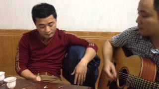 Thương nhau lý tơ hồng. Ngẫu hứng guitar Văn Anh - Bs Duy Thanh