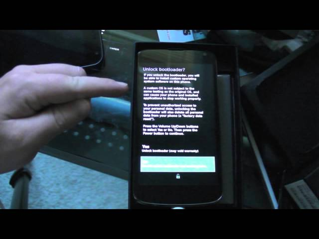 GUIDE] Nexus 4 - Unlock & Root - Android Forums at