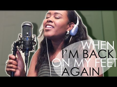 When I'm Back On My Feet Again - Michael Bolton | Sidonia Daniella Cover