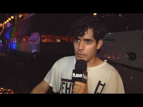 Neon Indian on Adult Swim, Flaming Lips - Ultra Music Festival 2012
