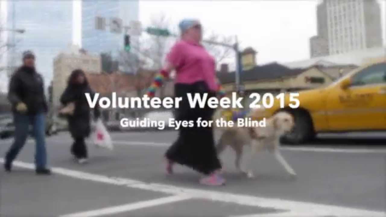 National Volunteer Week 2015 Youtube