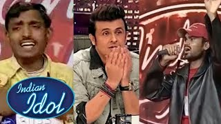 Top 5 Cringey & Funniest Indian Idol Auditions Of All Time