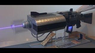 REAL Fortnite weapon : Legendary laser ZAPOTRON
