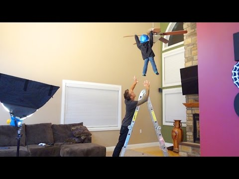 Thumbnail: CRAZY CEILING FAN TRICK!!