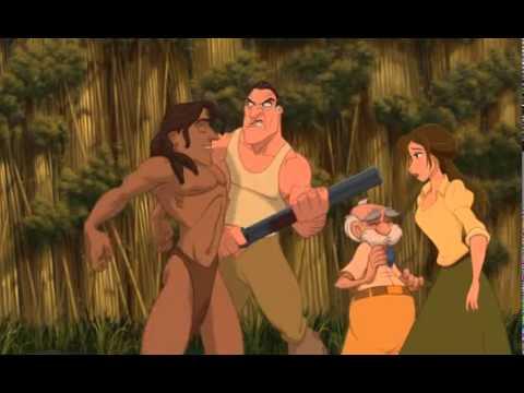 Tarzan audio español