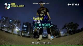 [ENGSUB] Jinhwan TV Ep.2 (part 1) - iKON Playing Basketball
