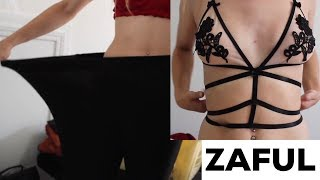 Non-Sponsored Zaful Try-On Haul THE TRUTH