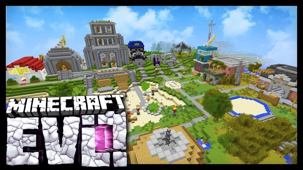 IS EVOLUTION DEAD Minecraft Evolution SMP YouTube - Minecraft namen andern anyart