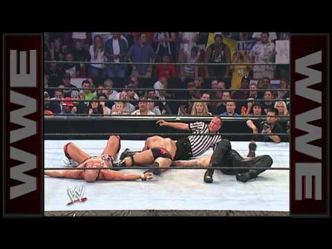 The Undertaker vs. The Rock vs. Kurt Angle - Triple Threat Undisputed Championship Match: Vengeance