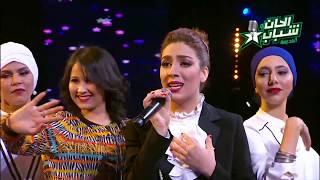 سهيلة بن لشهب ليك مانوليش في برنامج ألحان و شباب Souhila Ben Lachhab HD