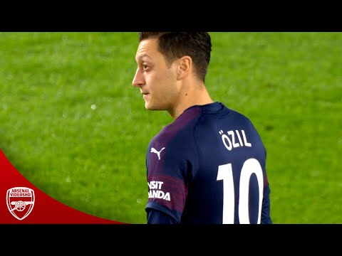 You Don't Rate Mesut Özil? Watch This!