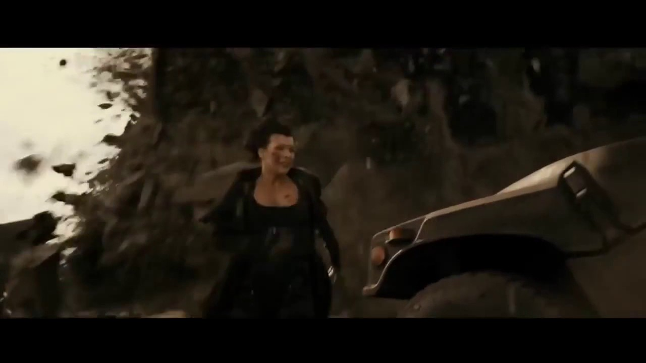 Resident Evil The Final Chapter Official Trailer: Resident Evil The Final Chapter Official Trailer 2 2017