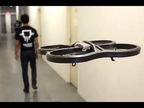 This Pet AR.Drone Will Follow You Like A Lost Puppy