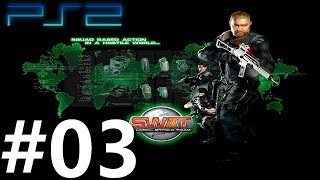 SWAT: Global Strike Team - PLAYTHROUGH│PS2 Gameplay│#03