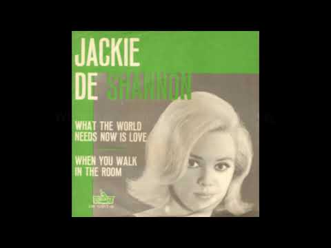 Jackie DeShannon - What the World Needs Now Is Love??1965???