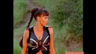 Sci-Fighter (2004) - leather scene