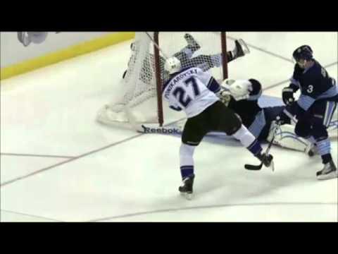 NHL 2011 best of the week 17-18