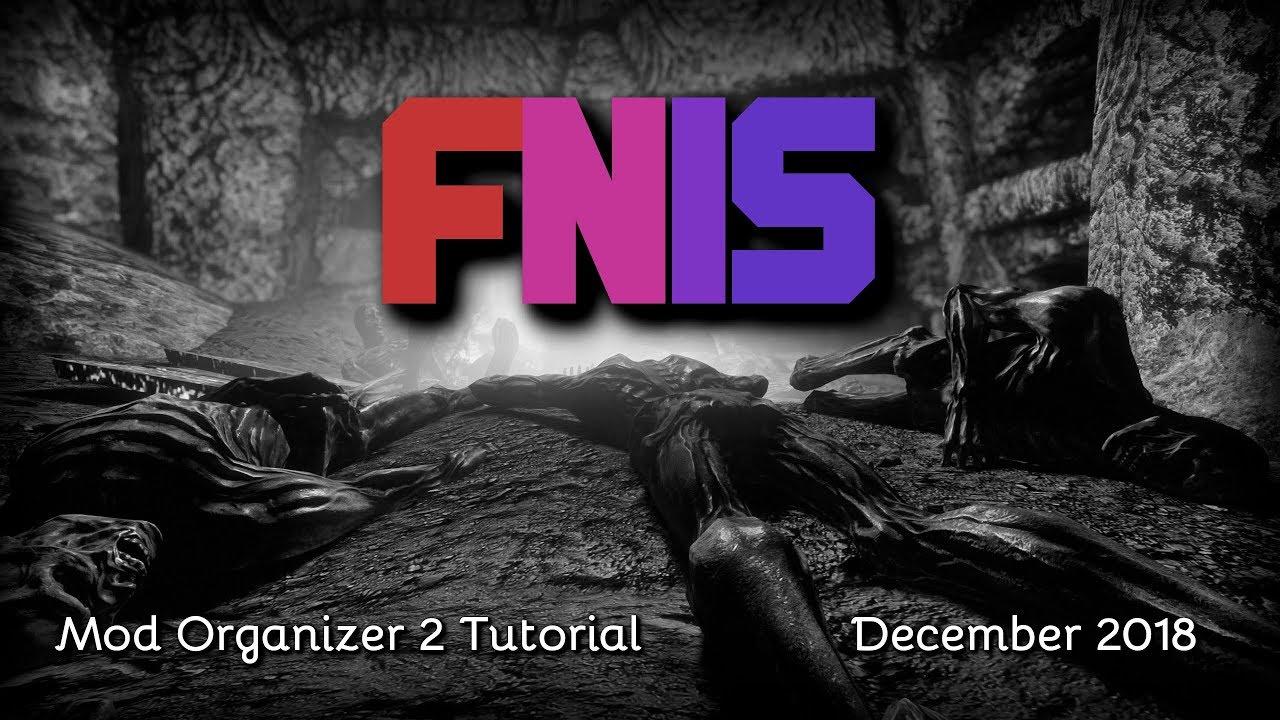 FNIS Installation and Usage - Mod Organizer 2 Detailed Tutorial