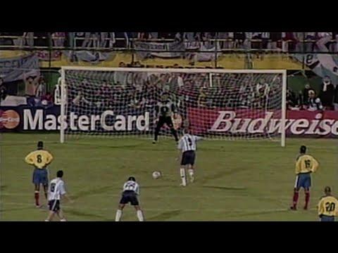 Martin Palermo Misses 3 Penalties in 1 Game! - Copa America 1999