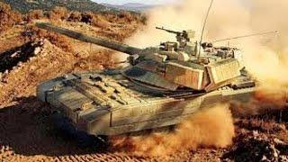 Новый  русский танк Армата который превосходит любой танк мире