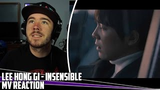 Lee Hong Gi(이홍기) - Insensible(눈치없이) | MV Reaction