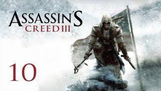 Прохождение Assassin's Creed 3 - Часть 10 — Бостон 1755