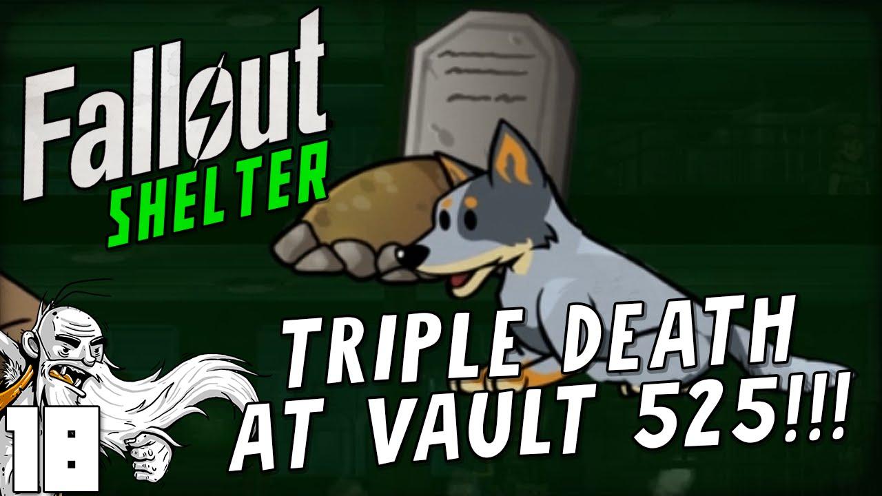 Смотреть прохождение игры fallout shelter