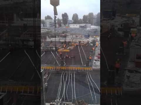 MILANO CITY LIFE TRE TORRI IL CANTIERE DEL CURVO